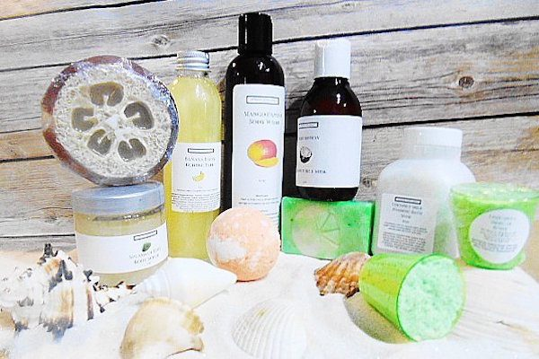 Cratejoy, monthly subscription service, subscription box, Indulge Bath and Body Box by Exterior Indulgence