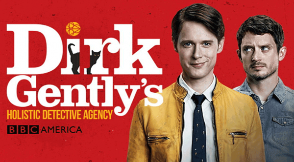 Dirk Gently's Holistic Detective Agency BBC America