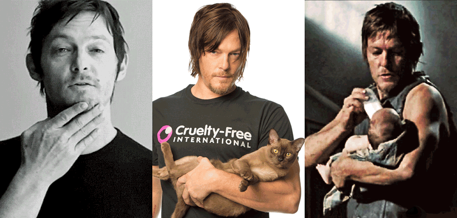 Norman Reedus GIFs