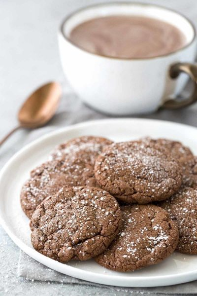 Mexican Hot Chocolate Cookies | Jessica Gavin