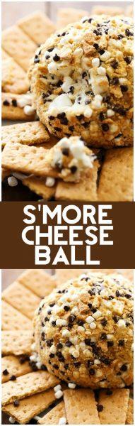 S'more Cheeseball