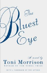 the subject of projected reification in the bluest eye by toni morrison On beauty: banning toni morrison's the bluest eye on beauty: banning toni morrison's the bluest eye by: at the center of toni morrison's first novel, the.