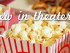 popcorn movie party entertainment theater