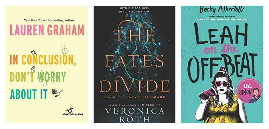 New Books for April 2018