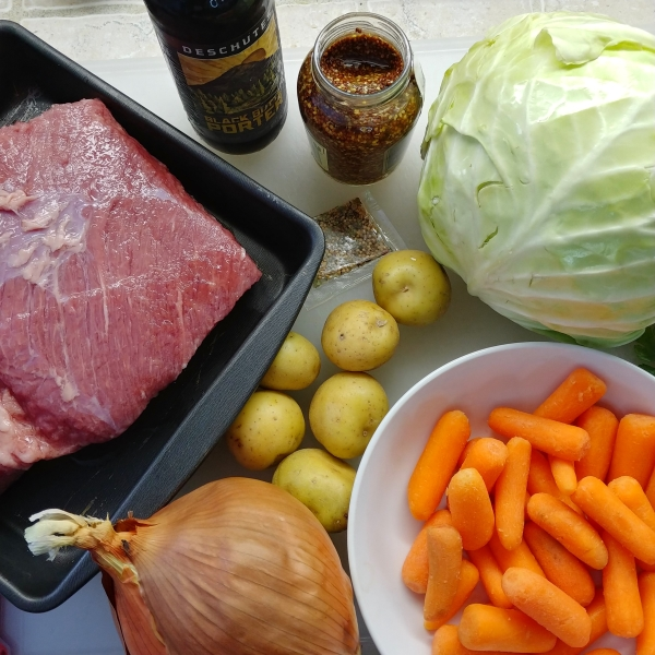 The Best Instant Pot Corned Beef and Cabbage