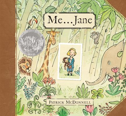 """""""Me...Jane,"""" by Patrick McDonnell"""