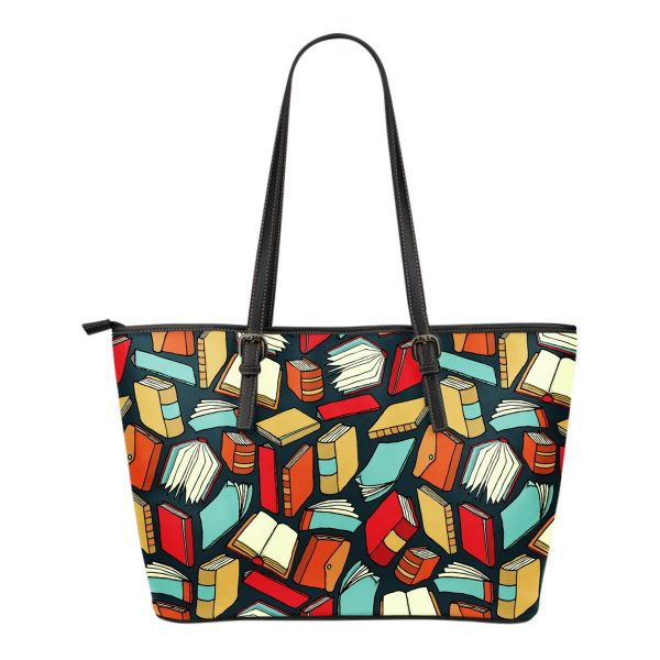 Book Lovers Tote by Groove Bags