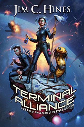 Terminal Alliance (Janitors of the Post-Apocalypse) by Jim C. Hines