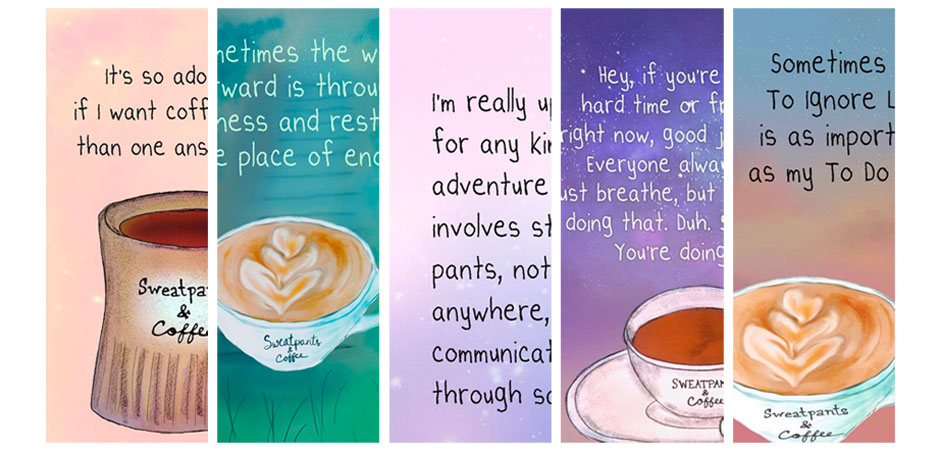 Sweatpants & Coffee ICYMI 5 Faves Vol 7