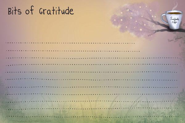 Bits of Gratitude Nanea Hoffman