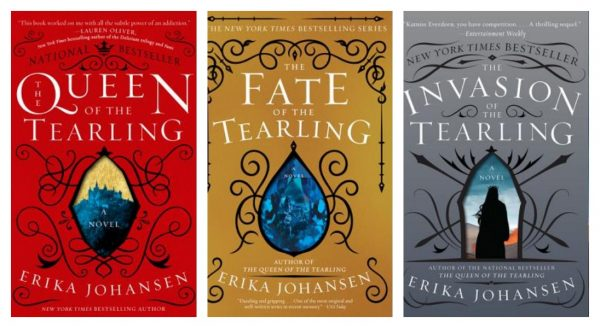 The Queen of the Tearling Trilogy - Erika Johansen