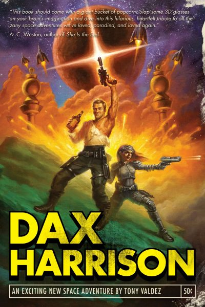 """Dax Harrison"" by Tony Valdez"