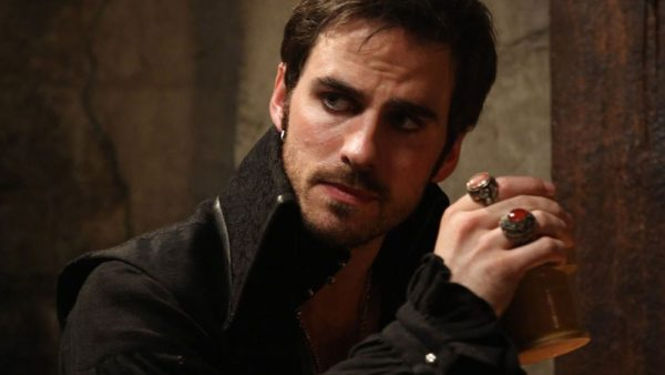 Once Upon a Time Killian Hook Colin O'Donoghue