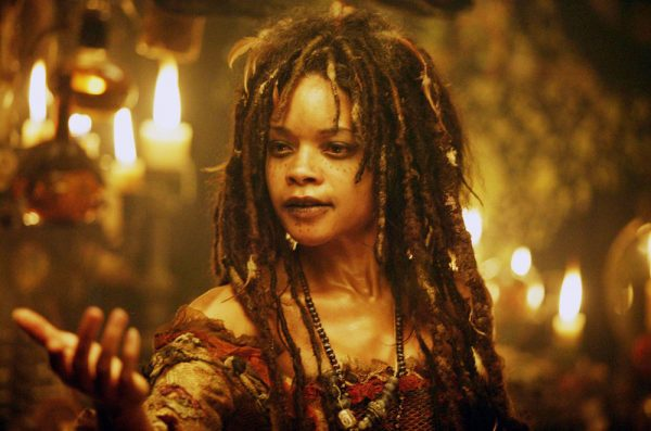 Pirates of the Caribbean Tia Dalma Naomi Harris