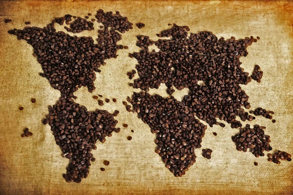 Which country produces the most coffee?