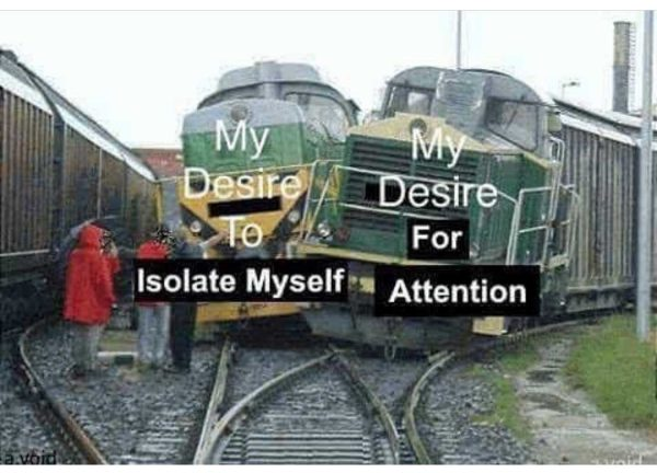 11-Isolate-myelf-desire-for-attention
