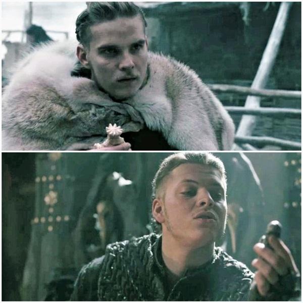 "Sweatpants & TV | Vikings, Season 5, Episode 16: ""The Buddha"""