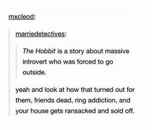 the-hobbit-was-about-an-introvert