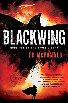 Blackwing (Raven's Mark Book 1) - Ed McDonald