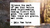 Erin-Van-Vuren-those-are-graves-quote