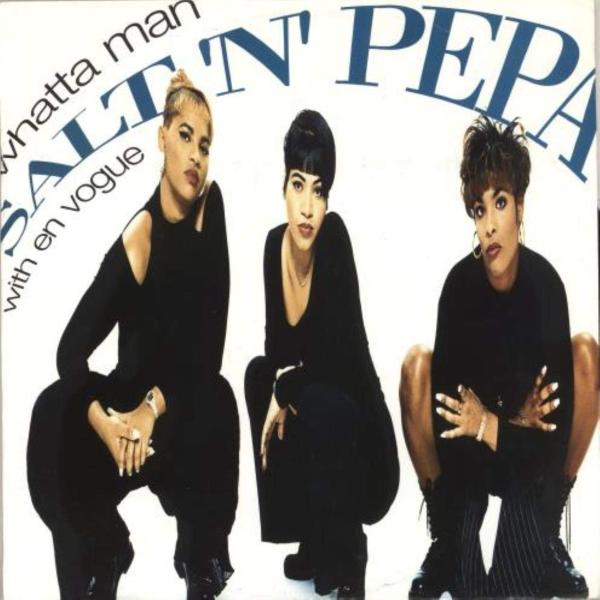 Before Salt n' Pepa and En Vogue sang the praises of mighty good men (
