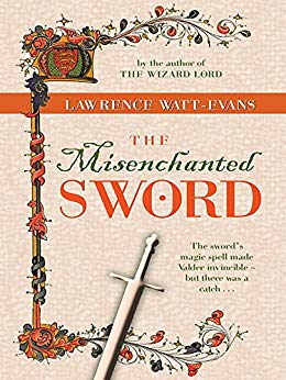 The Misenchanted Sword, Book 1 of the Ethshar series, by Lawrence Watt Evans