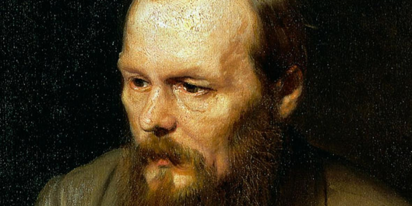 I'll bring the Dostoyevsky, you bring the dip! Which of Dostoyevsky's classics begins,