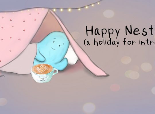 Nestivus: An Alternative Holiday for Introverts