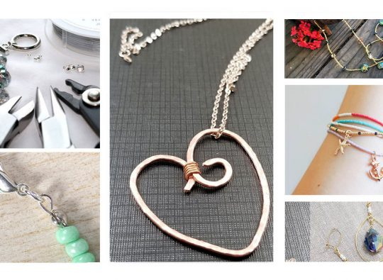 15 Jewelry-Making Tutorials for Beginners