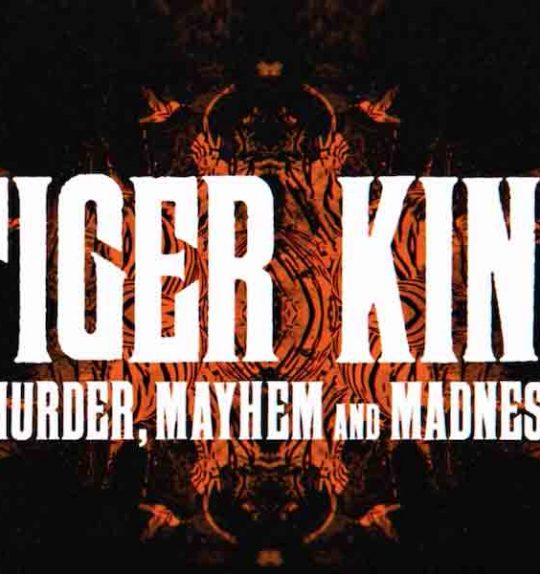 The Tiger King Documentary Gives Me Life