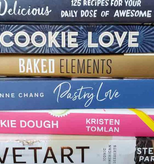 A Love Letter to My Cookbooks