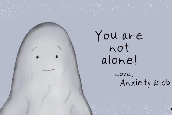 Comforting Reminders from Anxiety Blob, Vol. 2