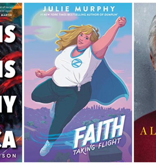 New Books Coming to Shelves Near You, July 2020