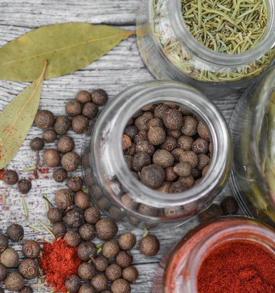 20 Essential Herbs and Spices
