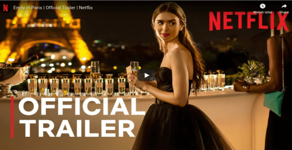 What's New On Netflix, October 2020