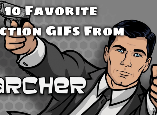Our 10 Favorite Reaction GIFs From Archer