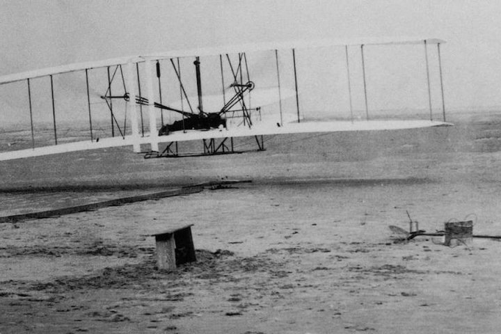 Aviation History Month: Remembering the First Flight
