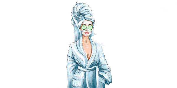 Pick a bathrobe: