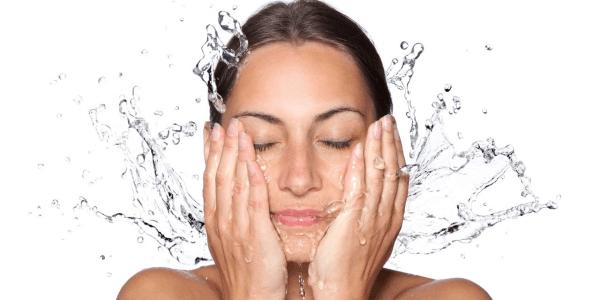 Choose a face wash: