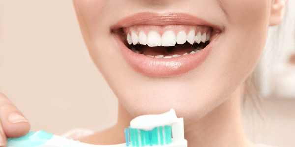 When do you brush your teeth?