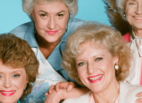 Quizzes | Take a Shower and We'll Tell You Which Golden Girl You Are