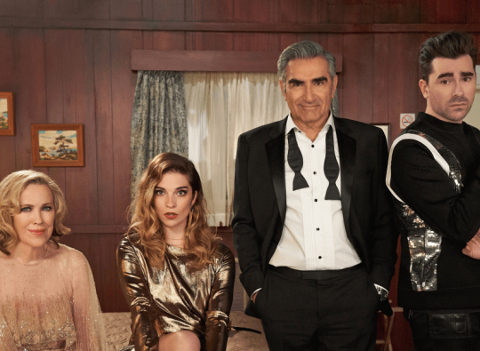 15 of Our Favorite Schitt's Creek Reaction GIFs