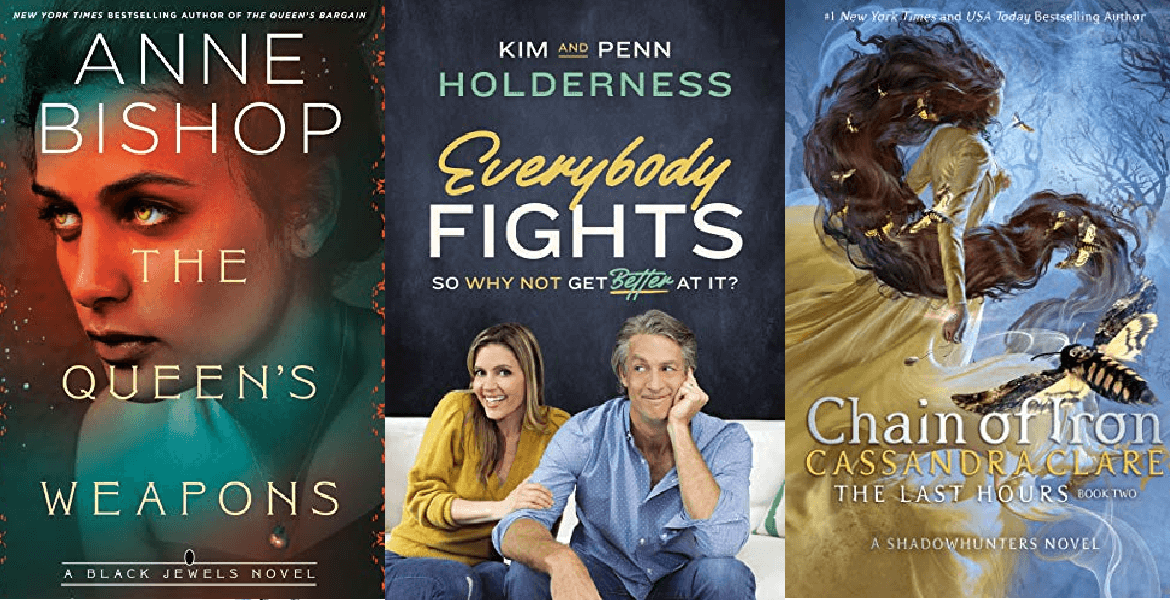 10 New Books Coming to Shelves Near You, March 2021