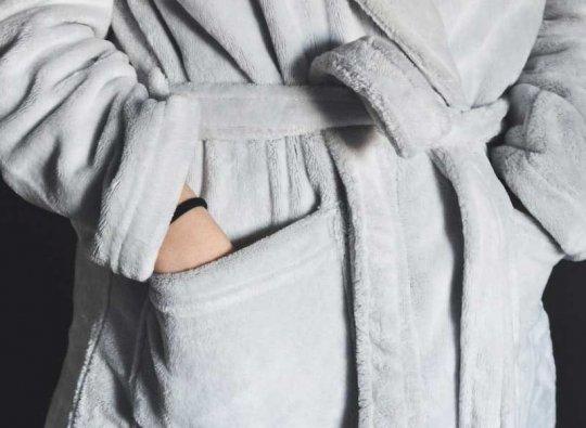 The Gray Robe