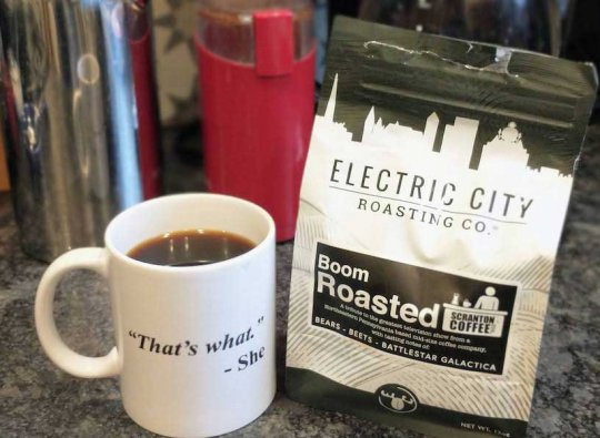 Five Reasons to Drink Boom Roasted Coffee