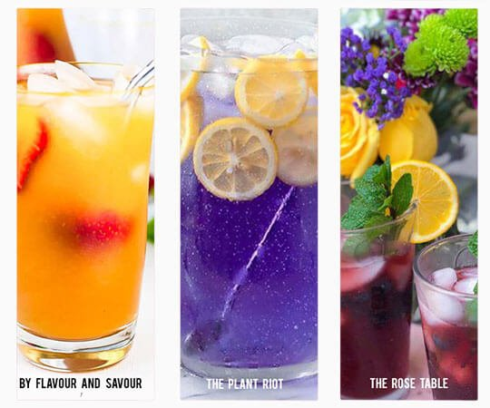 Five Refreshing Iced Tea Recipes
