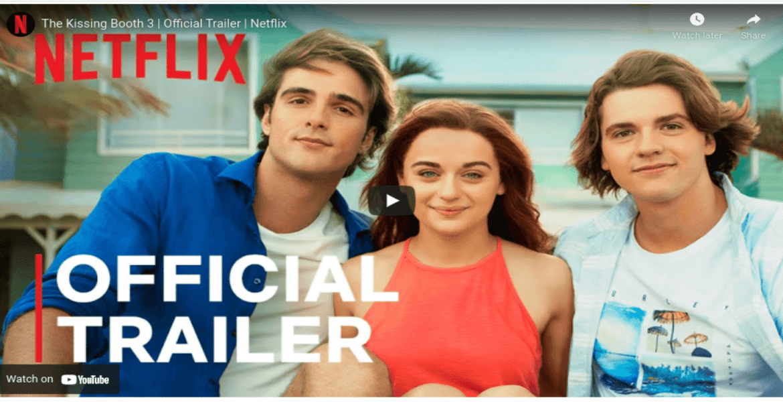 New on Netflix, August 2021