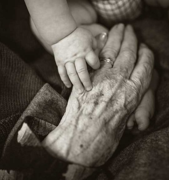 My Regrets and Hopes for the Future: Grandparents' Day